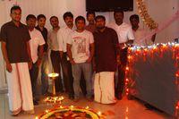 Replicon's staff in India celebrate Diwali.