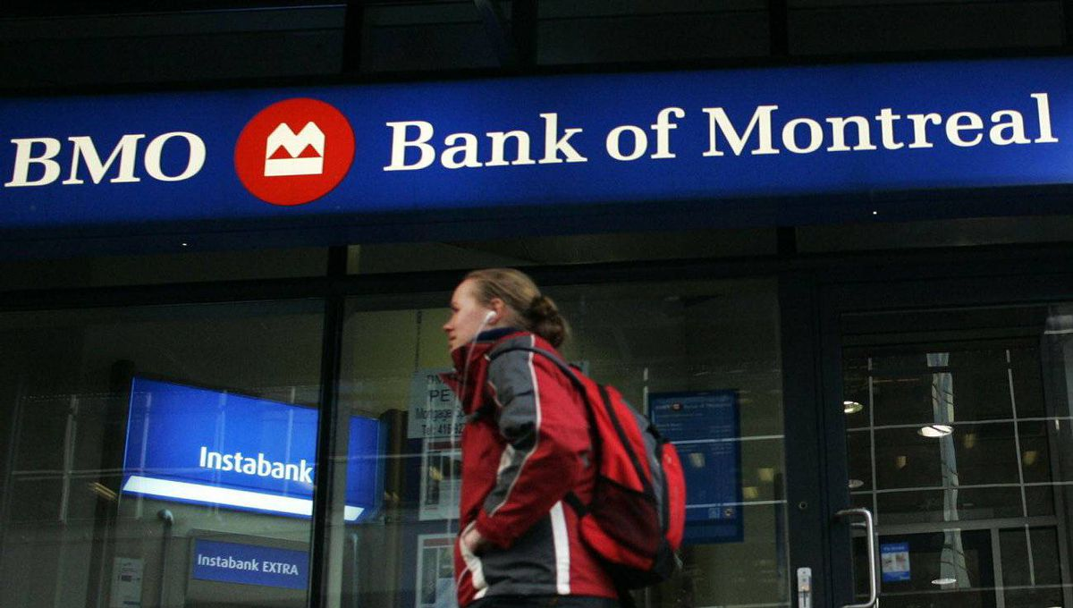 Bank of Montreal made a record $776-million.