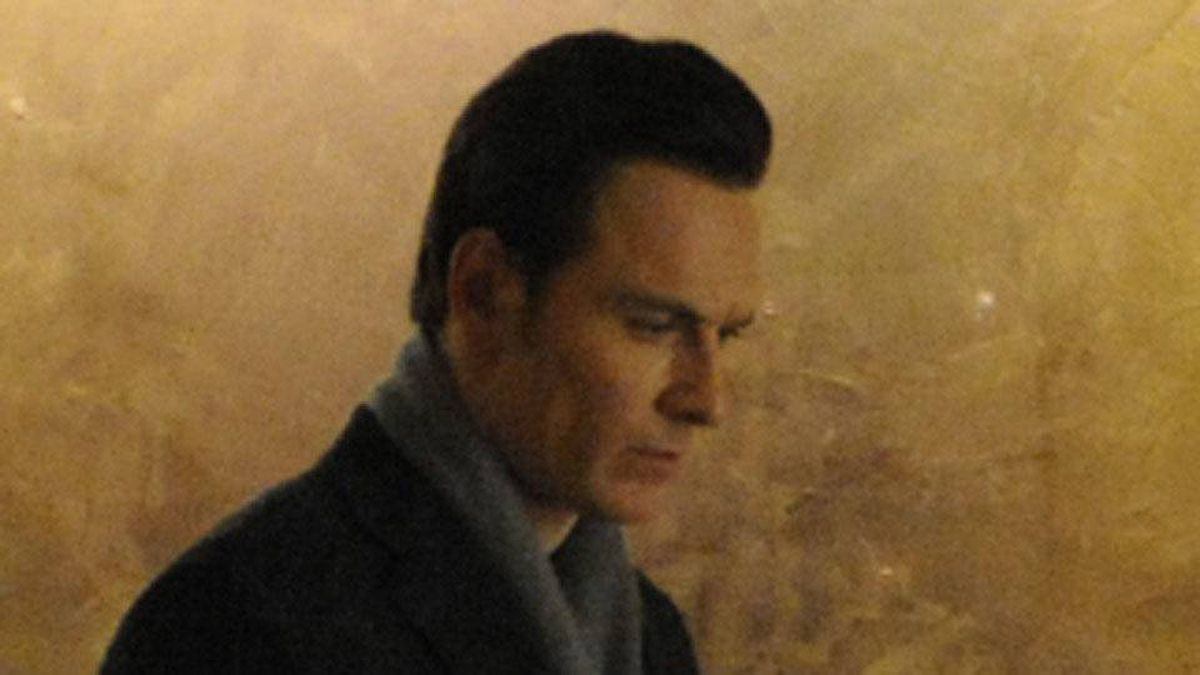 Michael Fassbender did not get a nomination for his role as a sex addict in Shame.