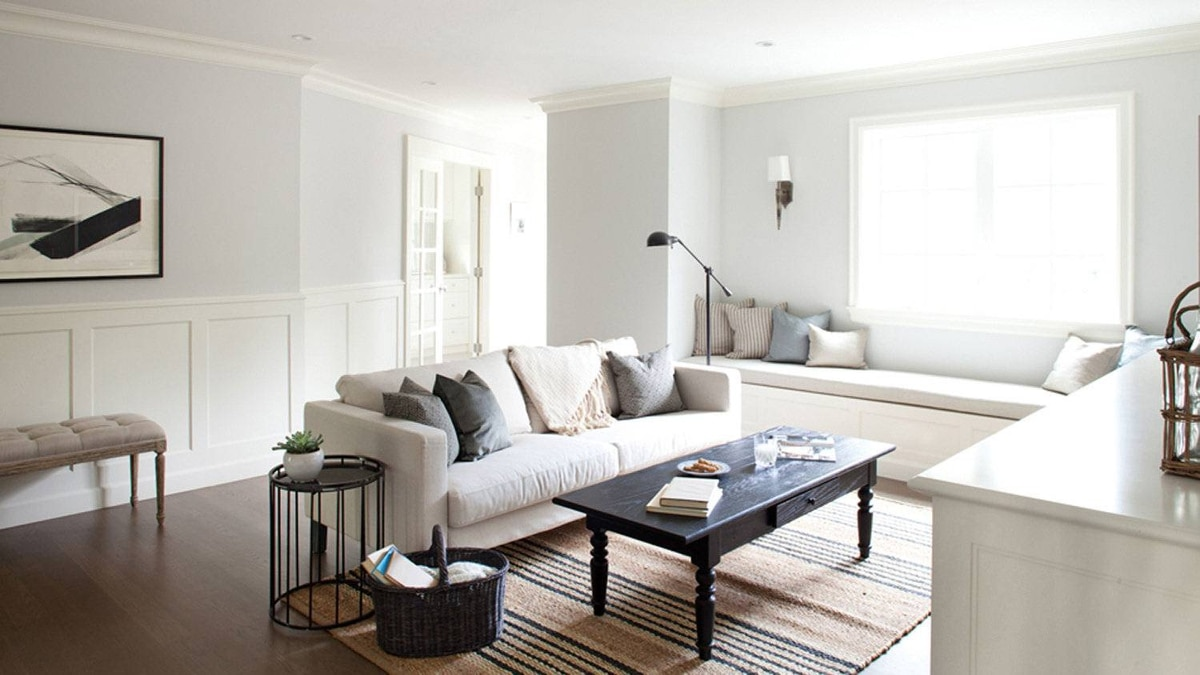 Upper-floor lounge of a Vancouver home, designed by Kelly Deck Design. Away from the hustle and bustle of the main floor principle rooms, these rooms can be intimate spaces for family time.