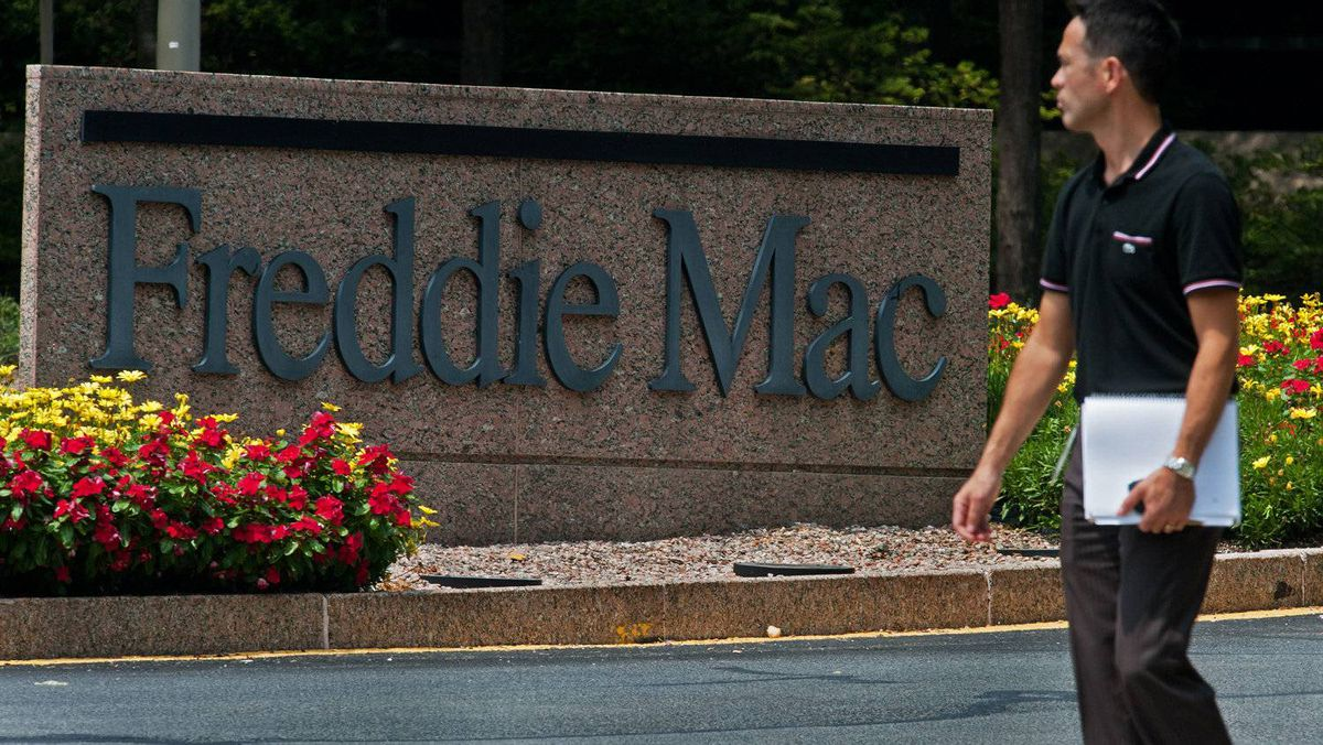 The Freddie Mac office in McLean, Va.