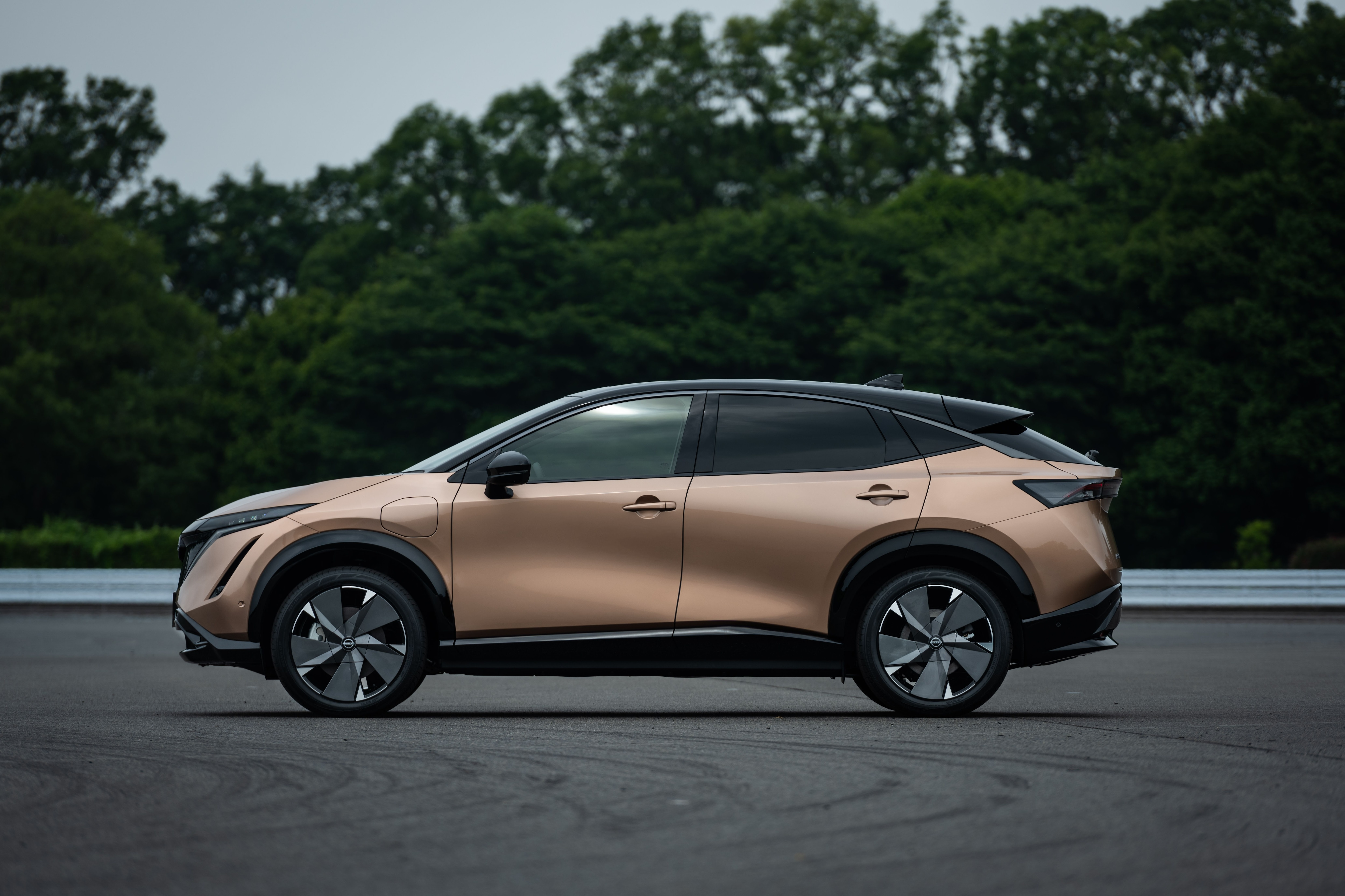 Take A Closer Look Into Nissan S New Ariya Electric Suv The Globe And Mail