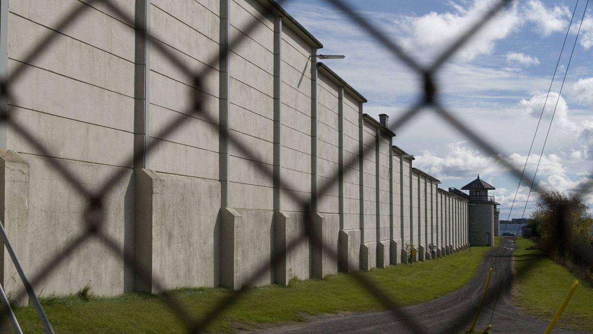 Ontario's Kingston Penitentiary on Oct. 21, 2010.