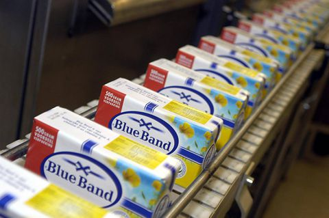 Unilever sells margarine enterprise to KKR for £6bn
