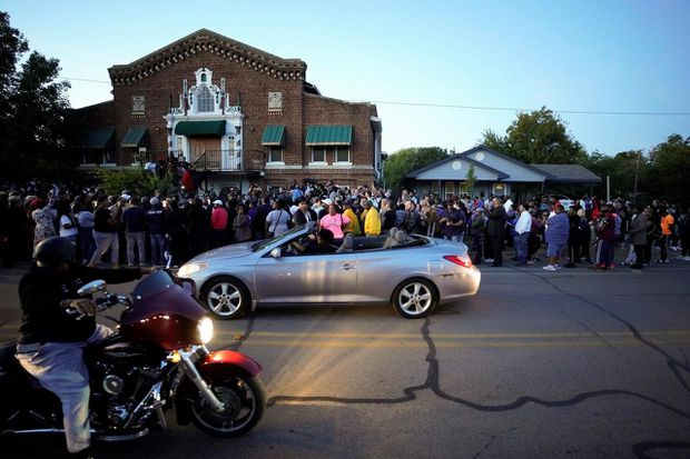 Here's what we know about the Fort Worth police shooting