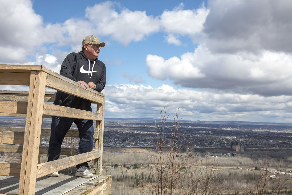 Peaks and valleys: A ski-jumping legend ponders Thunder Bay's past and present