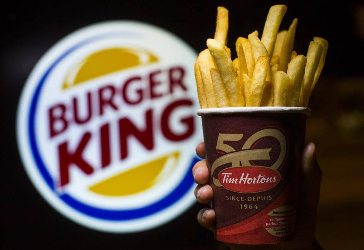 Ottawa Approves Tim Hortons Burger King Deal The Globe And Mail
