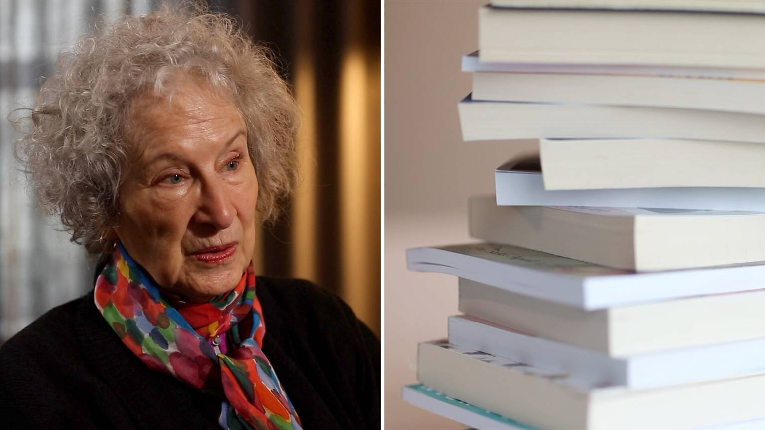 Book Club: Margaret Atwood on the popularity of book clubs