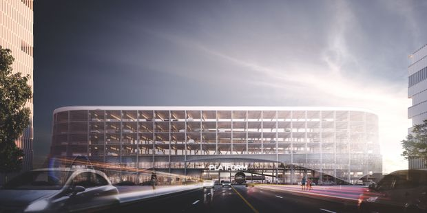 Future-proofing parking lots