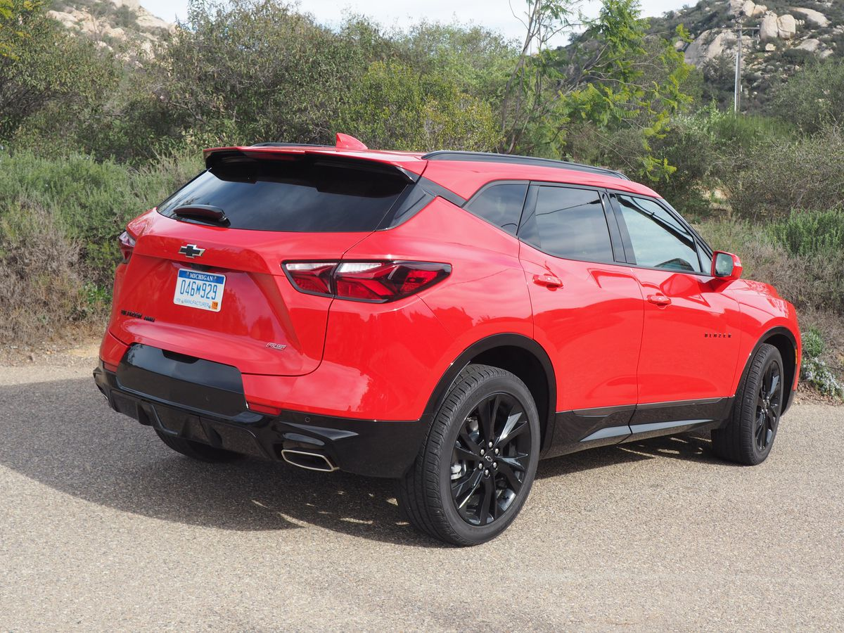 Review: Review: The reborn Chevrolet Blazer updates an old ...