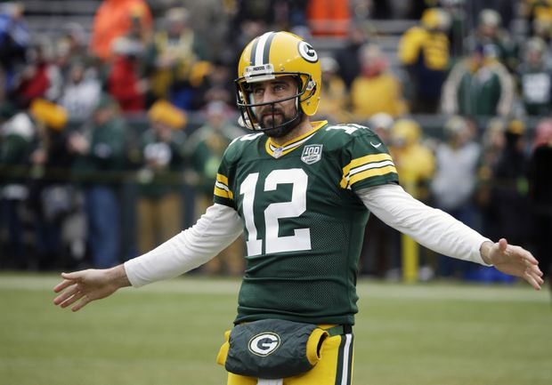 Green Bay Packers aren't sure if Aaron Rodgers will play in Winnipeg exhibition game Thursday