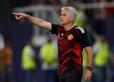 'I'm on fire' - Man United boss Mourinho ready for Champions League challenge