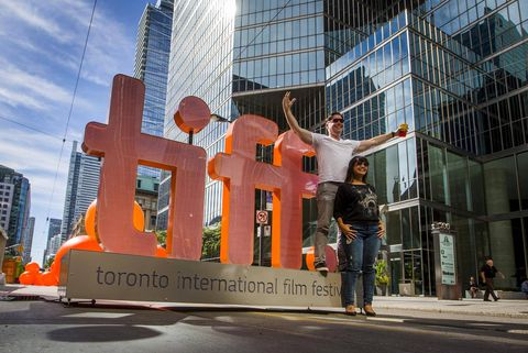 Startups use TIFF as a lure for Silicon Valley cash