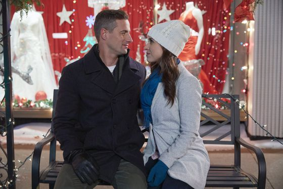 Why do women fall for made-for-TV holiday movies?