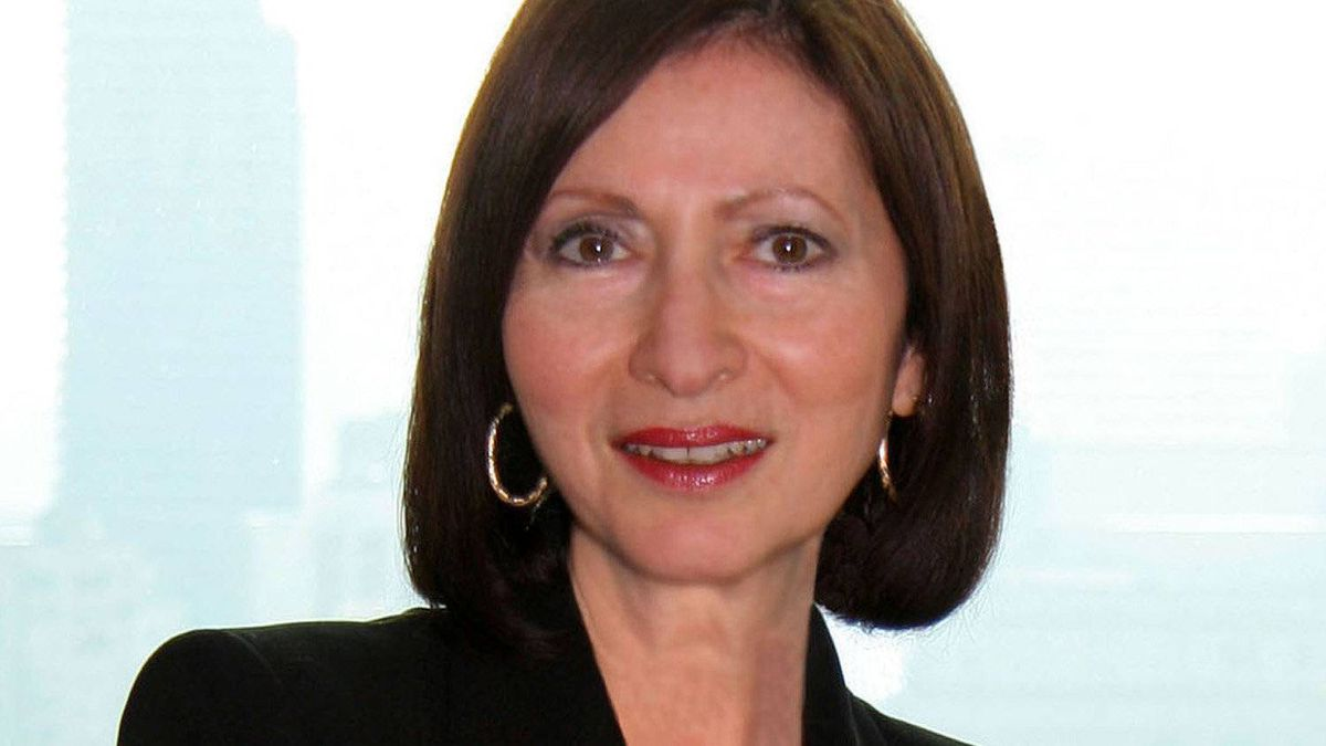 Ontario privacy commissioner Ann Cavoukian