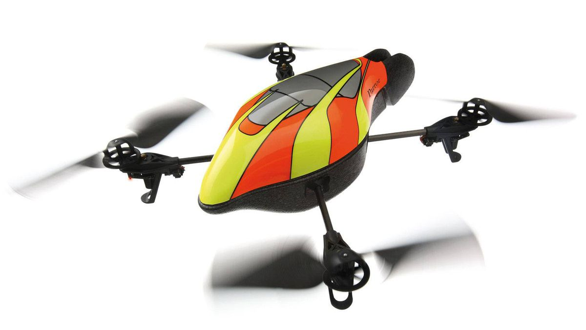 There are plenty of specialized third-party apps for the AR.Drone designed to do things like help videographers capture better aerial footage and teach ambitious users advanced piloting techniques