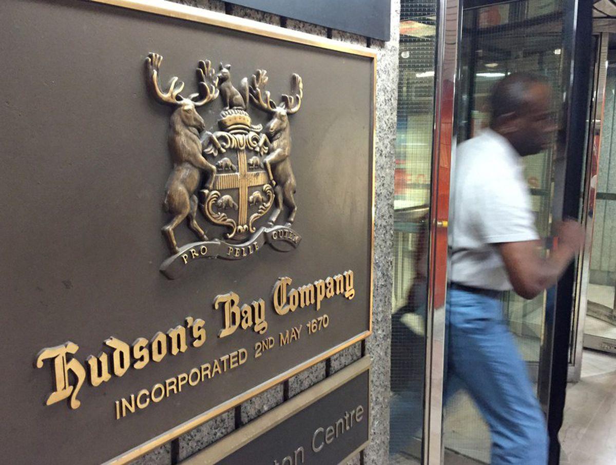 Dissident shareholder calls for removal of Hudson's Bay chair
