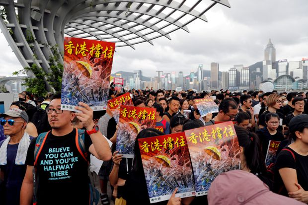 Divided loyalties: How the Hong Kong protests are exposing tensions among Canadians of Chinese descent