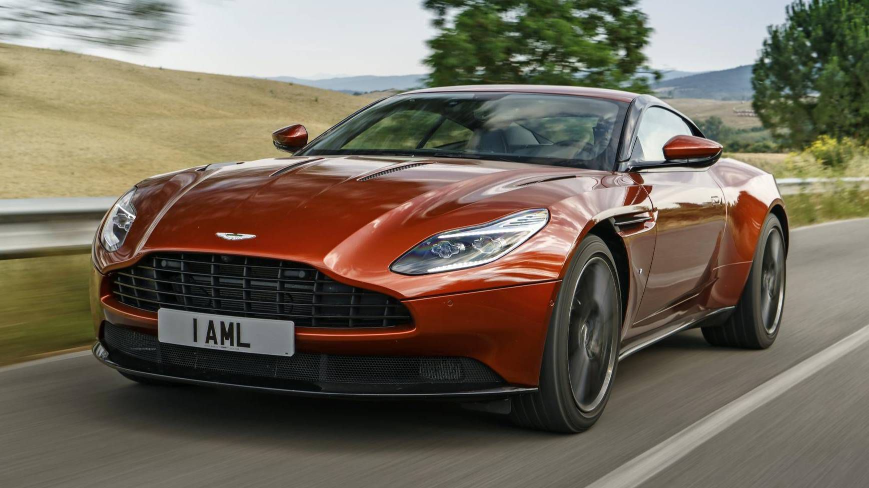 why the db11 is the most important car in aston martin's history