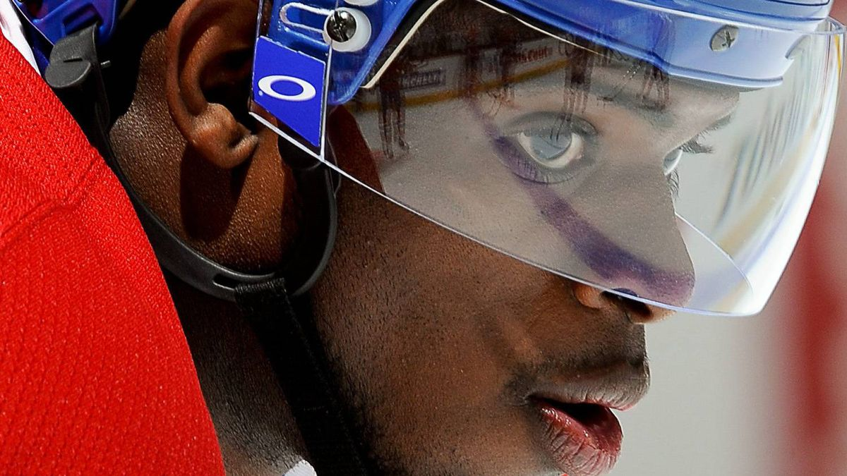 P.K. Subban #76 of the Montreal Canadiens. (File Photo by Francois Lacasse/NHLI via Getty Images)