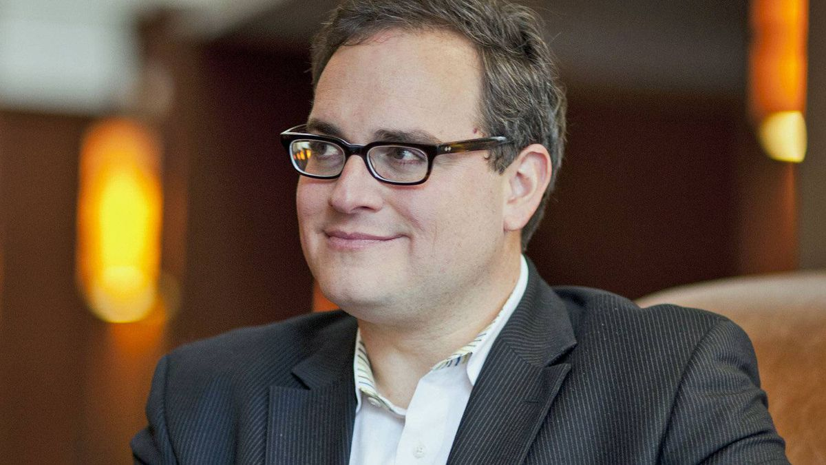 Ezra Levant, a lawyer and author of Ethical Oil, is shown in Calgary on Jan. 13, 2011.
