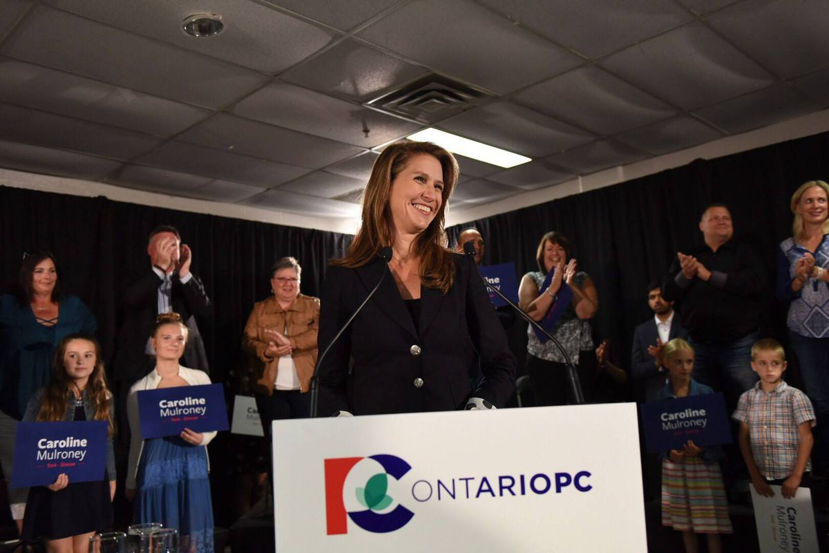 Courtesy of the Caroline Mulroney campaign