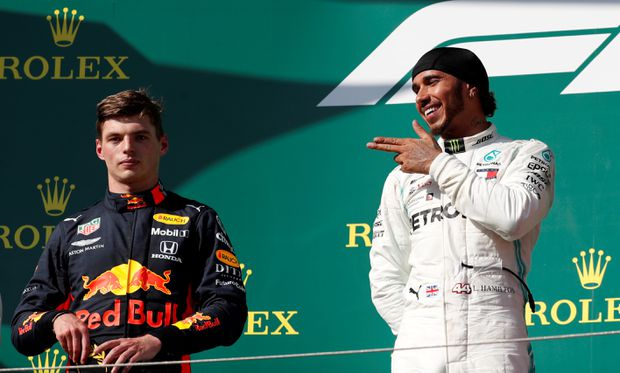 A new challenger to Lewis Hamilton's F1 dominance emerges