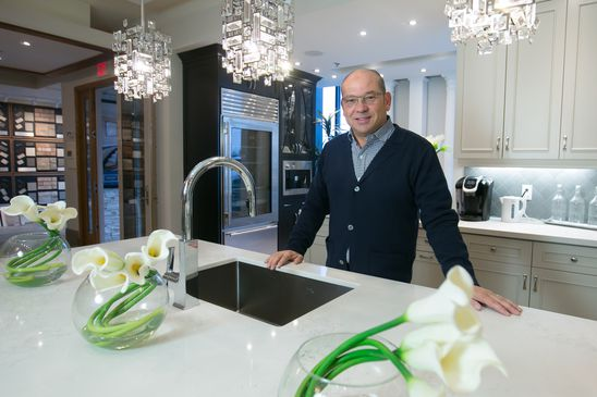 Fred Losani to budding entrepreneurs: Flush the word 'entitlement' down the toilet
