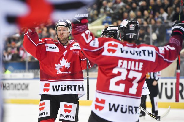 Canada reaches Spengler Cup final for fifth straight year