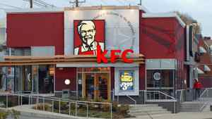 A KFC outlet