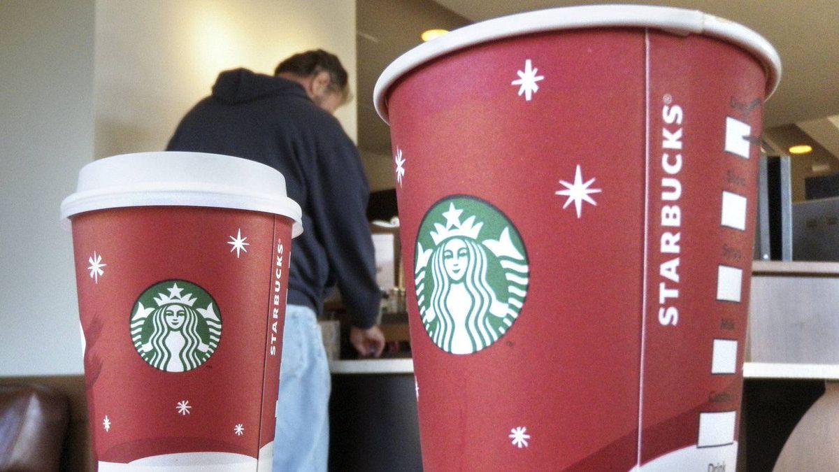 Starbucks profit rises despite economic jitters