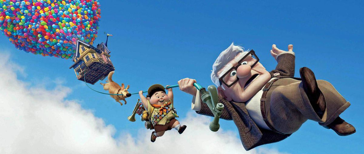 Like the best in the 3-D genre, Up used the extra depth for emotional resonance.