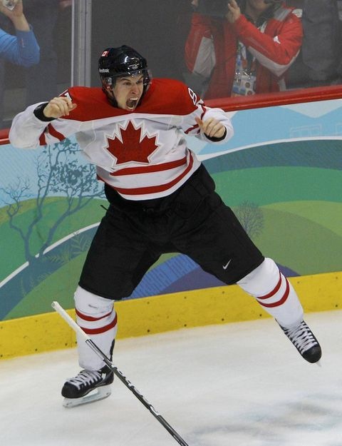 Sidney Crosby named captain of Canada's men's Olympic hockey team