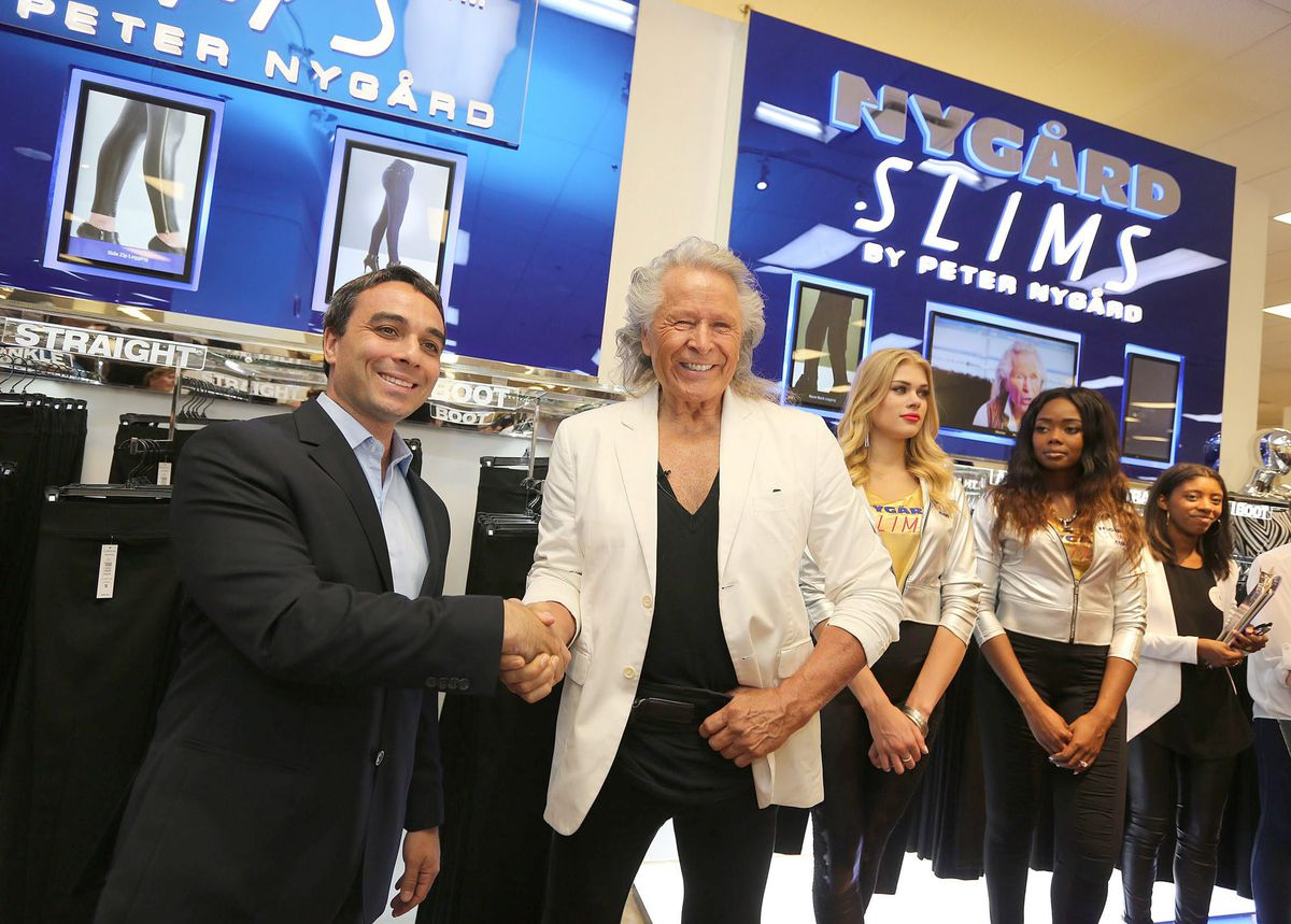 Fashion executive Peter Nygard accused of sexually assaulting young girls