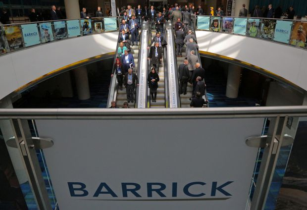 Barrick Gold pushes on with $US18b Newmont Mining bid despite rejection