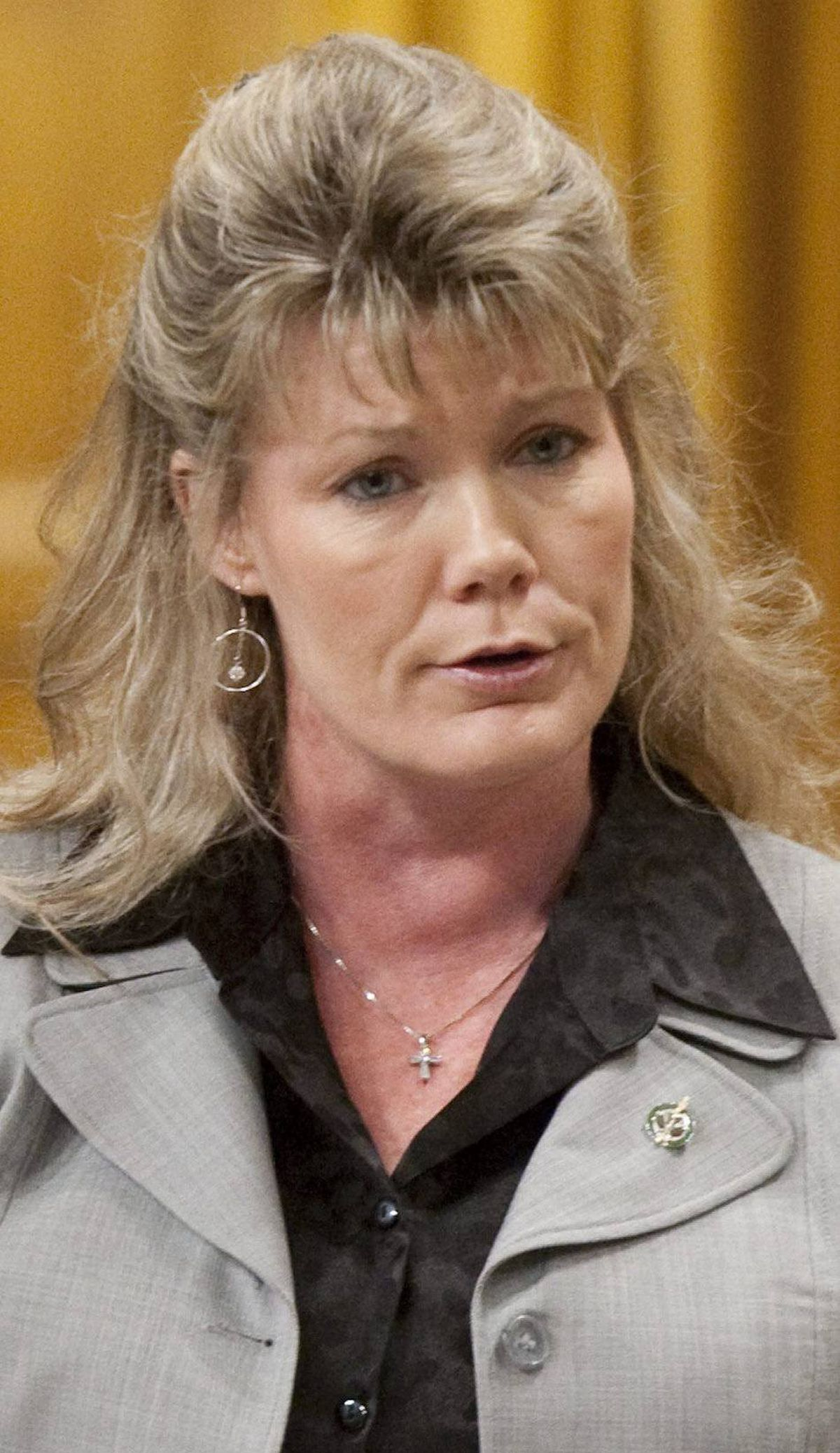 'GENDER BALANCE': Mr. Harper's most recent cabinet of 38 ministers included 10 women. This election increased the number of women in the Conservative caucus and might put pressure on Mr. Harper to boost the gender balance in cabinet. SHELLY GLOVER: One of the experienced female Tory MPs that Mr. Harper could look to to increase the number of women in the cabinet.