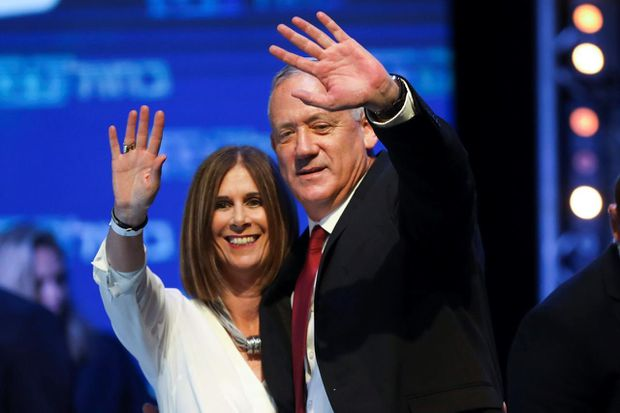 Two main political parties deadlocked after unprecedented repeat election in Israel