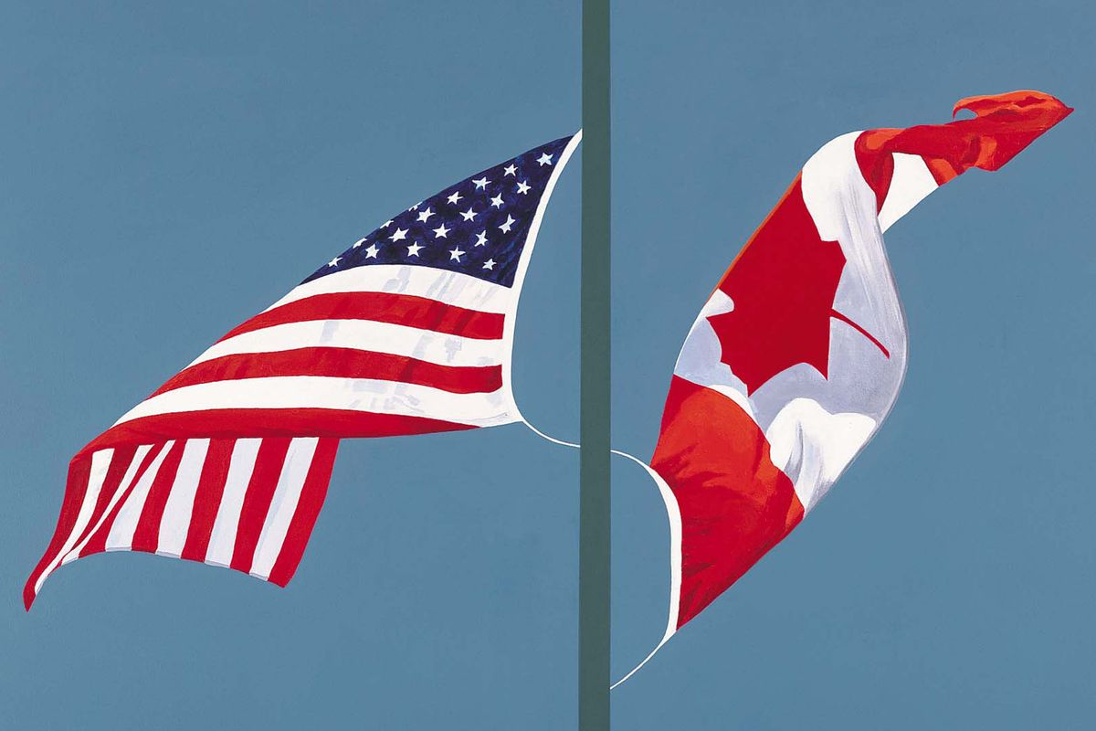 Opinion Notes From A Disillusioned Canadian Our Friendship With The U S May Never Be The Same The Globe And Mail