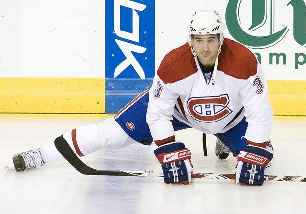 Former NHLer Aspires To Wear A Different Kind Of Hockey Uniform