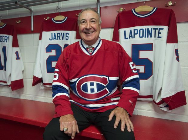 Hockey Hall of Famer Guy Lapointe diagnosed with oral cancer