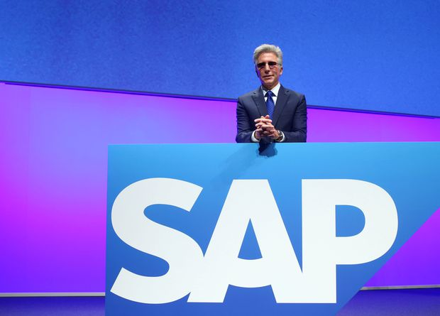SAP CEO Bill McDermott departs, Co-CEOs step up