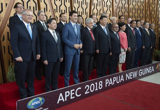 APEC Meeting Ends In Dispute And Controversy