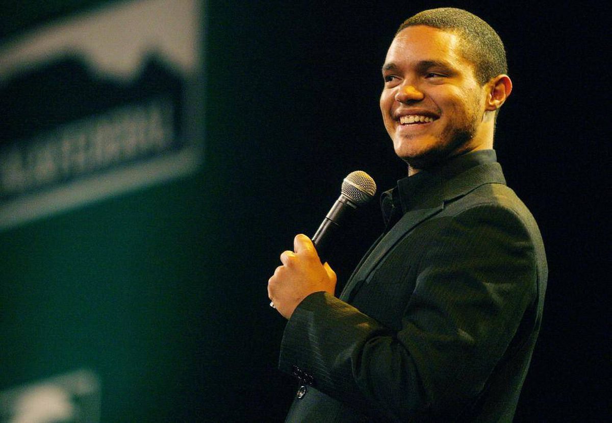 Comedian Trevor Noah defends himself against backlash over ...