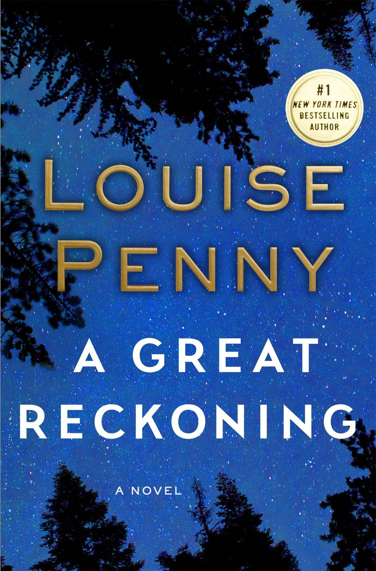 Review New Crime Fiction From Louise Penny Maureen Jennings And Bargaz Dark Blue Open This Photo In Gallery