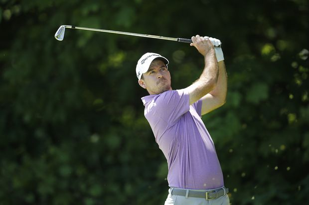 Bradley holds first-round lead at Canadian Open
