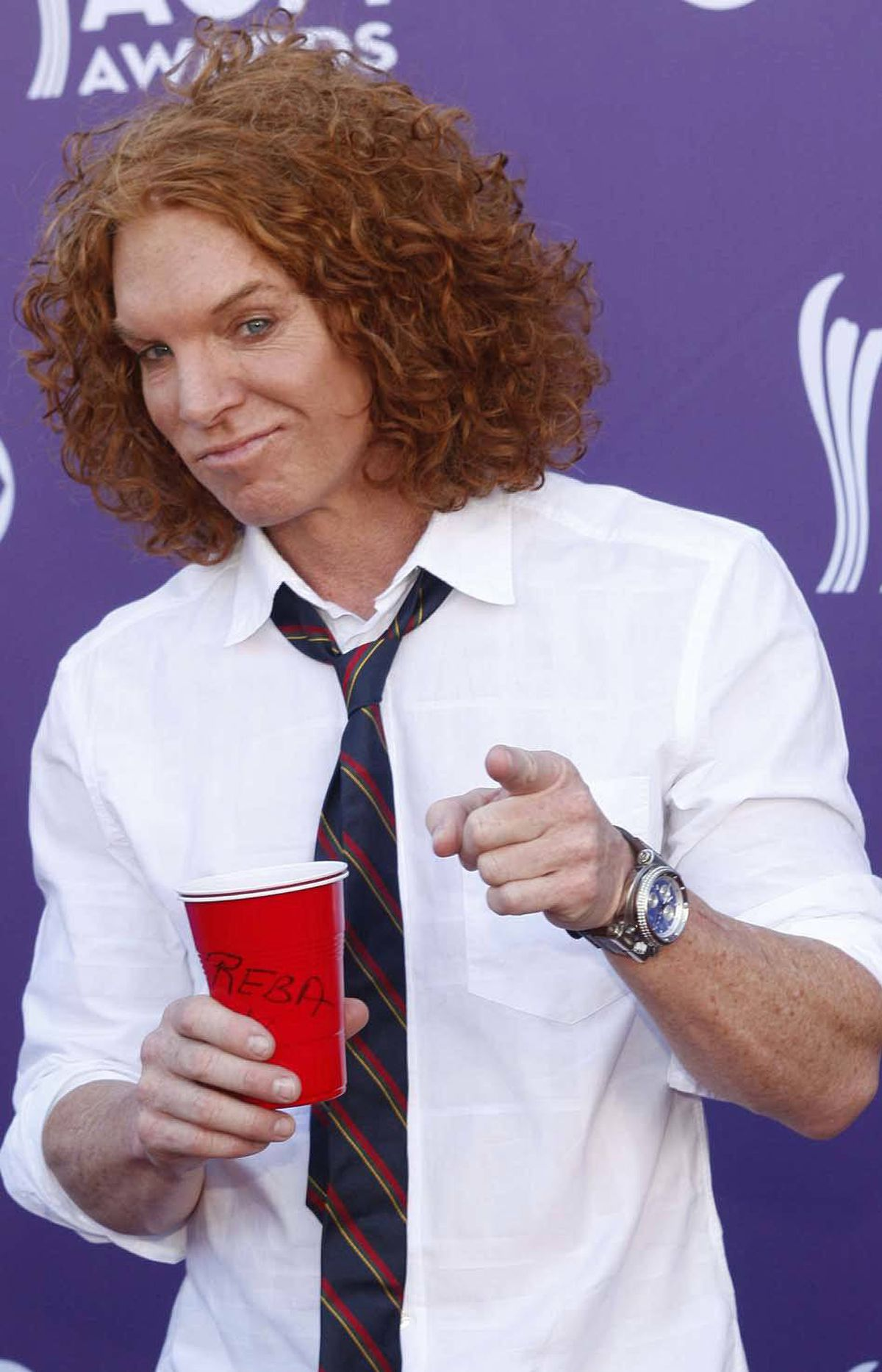 How the hell did Carrot Top become the avatar for my conscience?!?!