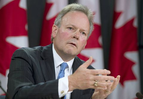 Bank of Canada won't follow Fed's lead on interest rates, Poloz says