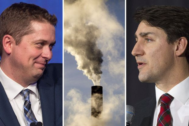 When it comes to climate policy, the Liberals and Conservatives are mostly one and the same