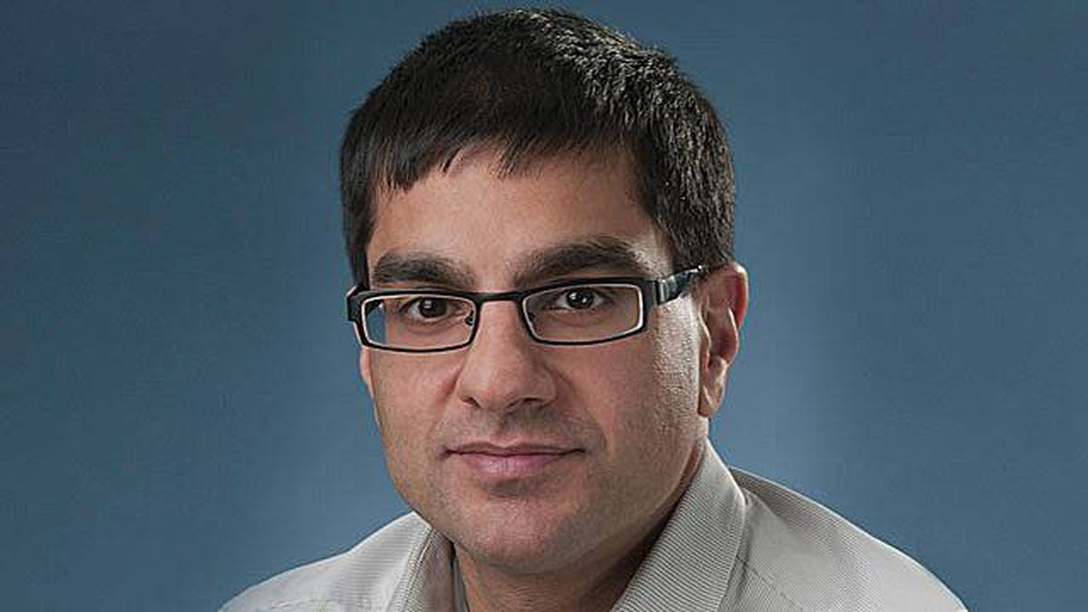 Dr. Arjun Sahgal, a radiation oncologist at Sunnybrook's Odette Cancer Centre, and international research leader in brain and spine cancers.