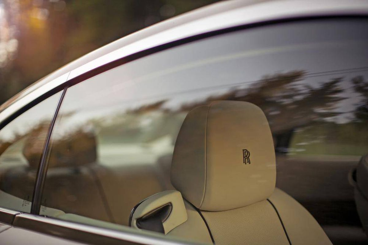 In Pictures 2014 Rolls Royce Wraith The Definition Of